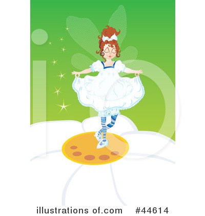 Royalty-Free (RF) Fairy Clipart Illustration by MilsiArt - Stock Sample #44614