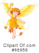 Royalty-Free (RF) Fairy Clipart Illustration #66956