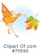 Royalty-Free (RF) Fairy Clipart Illustration #70590