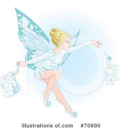 Tooth Fairy Clipart #70890 by Pushkin