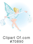 Royalty-Free (RF) Fairy Clipart Illustration #70890