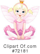 Royalty-Free (RF) Fairy Clipart Illustration #72181