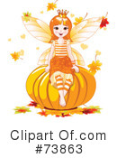 Royalty-Free (RF) Fairy Clipart Illustration #73863