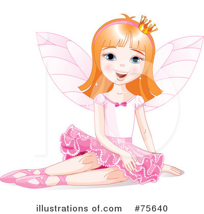 Fairy Princess Clipart #75640 by Pushkin