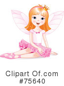 Fairy Clipart #75640 by Pushkin