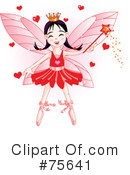 Fairy Clipart #75641 by Pushkin
