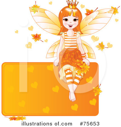 Fairy Princess Clipart #75653 by Pushkin