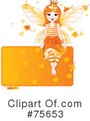 Royalty-Free (RF) Fairy Clipart Illustration #75653