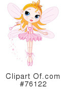 Fairy Clipart #76122 by Pushkin