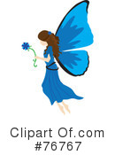 Royalty-Free (RF) Fairy Clipart Illustration #76767