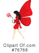 Fairy Clipart #76768 by Rosie Piter