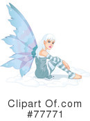Fairy Clipart #77771 by Pushkin