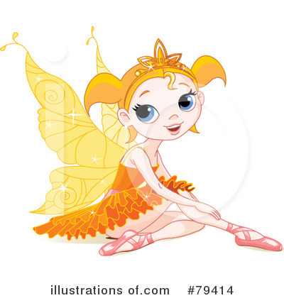 Ballerina Clipart #79414 by Pushkin