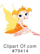 Royalty-Free (RF) Fairy Clipart Illustration #79414