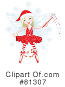 Royalty-Free (RF) Fairy Clipart Illustration #81307