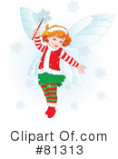 Fairy Clipart #81313 by Pushkin