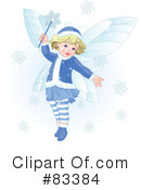 Royalty-Free (RF) Fairy Clipart Illustration #83384