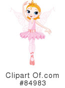 Fairy Clipart #84983 by Pushkin