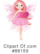 Royalty-Free (RF) Fairy Clipart Illustration #88159