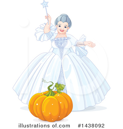 Fairy Godmother Clipart #1438092 by Pushkin