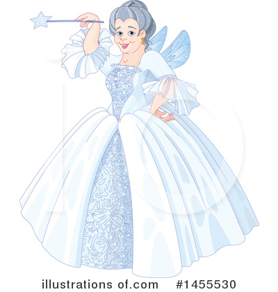 Fairy Clipart #1455530 by Pushkin