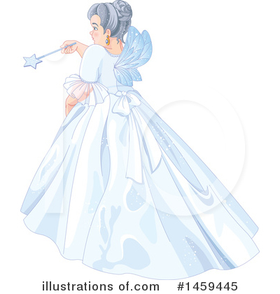 Fairy Godmother Clipart #1459445 by Pushkin