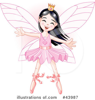 Ballerina Clipart #43987 by Pushkin