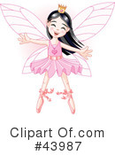 Fairy Princess Clipart #43987 by Pushkin