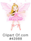 Fairy Princess Clipart #43988 by Pushkin