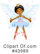 Fairy Princess Clipart #43989 by Pushkin