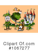 Fairy Tale Clipart #1067277 by dero
