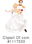 Royalty-Free (RF) Fairy Tale Clipart Illustration #1117333