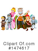 Fairy Tale Clipart #1474617 by Graphics RF