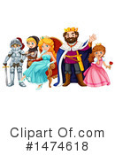 Fairy Tale Clipart #1474618 by Graphics RF