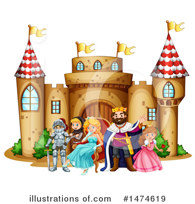 King Clipart #1474619 by Graphics RF