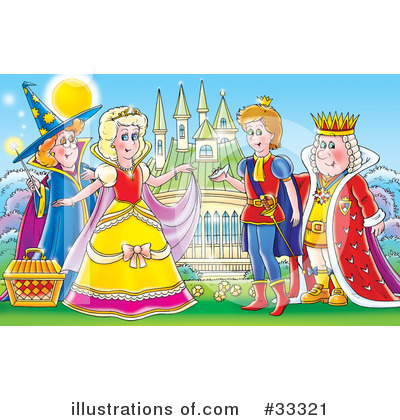 Fairy Godmother Clipart #33321 by Alex Bannykh