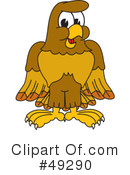 Falcon Character Clipart #49290 by Toons4Biz