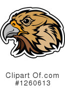 Falcon Clipart #1260613 by Chromaco