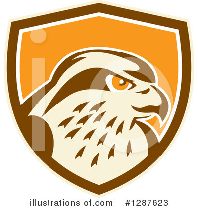 Hawk Clipart #1287623 by patrimonio