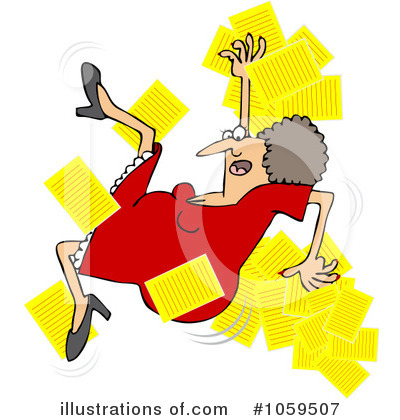 Accident Clipart #1059507 by djart
