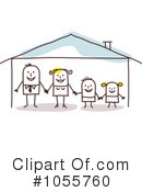 Family Clipart #1055760 by NL shop