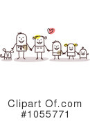 Family Clipart #1055771 by NL shop