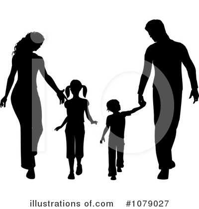 Father Clipart #1079027 by KJ Pargeter
