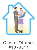 Family Clipart #1079811 by AtStockIllustration