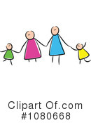 Royalty-Free (RF) family Clipart Illustration #1080668