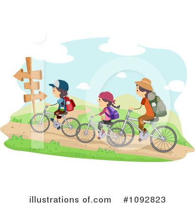 Summer Camp Clipart #1092823 by BNP Design Studio