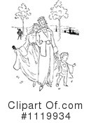 Family Clipart #1119934 by Prawny Vintage