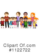 Family Clipart #1122722 by BNP Design Studio