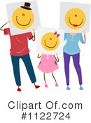 Family Clipart #1122724 by BNP Design Studio