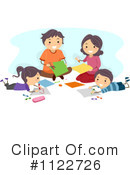 Family Clipart #1122726 by BNP Design Studio